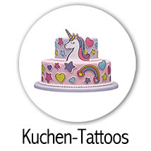 Kuchen-Tattoos